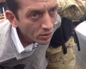 გაქცეული პატიმრის დაკავება (ფოტო)