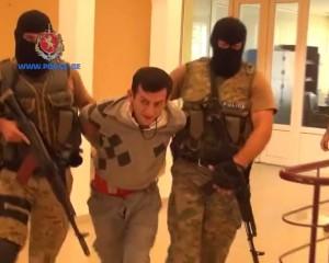 როგორ მოხდა გაქცეული პატიმრის დაკავება (ვიდეო)