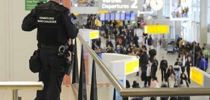 ამსტერდამის აეროპორტში ტერორისტებს ეძებენ – ფოტოკოლაჟი