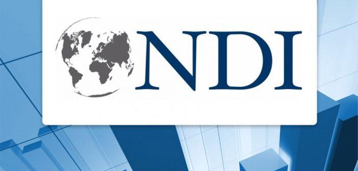 NDI: 31% მიიჩნევს, რომ საქართველო ნამდვილად სწორი ან ძირითადად სწორი მიმართულებით ვითარდება