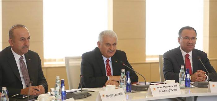 ბინალი ილდირიმი: თურქეთი დიდ მნიშვნელობას ანიჭებს საქართველოსთან შემდგომი თანაშრომლობის გაღრმავებას