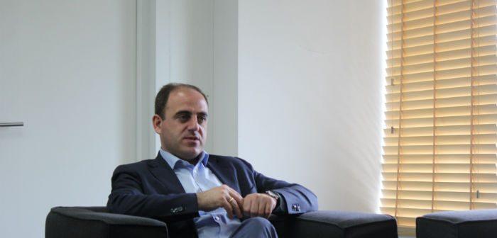 დავით ნარმანია: გენგეგმა გაითვალისწინებს შემოვლითი რკინიგზის განვითარებასთან დაკავშირებულ საკითხებს