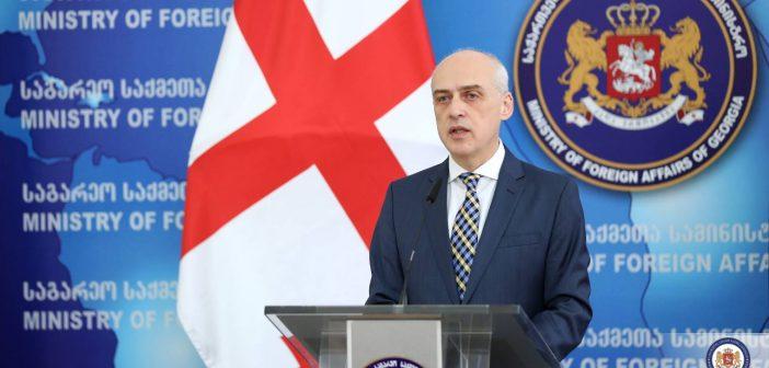 დავით ზალკალიანი – რუსეთის ფედერაცია ვალდებულია პატივი სცეს საერთაშორისო სამართლის ნორმებს