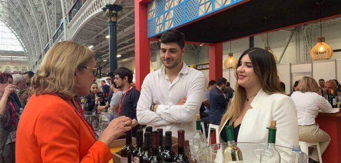 ქართული ღვინო ლონდონის საერთაშორისო გამოფენაზეა წარმოდგენილი