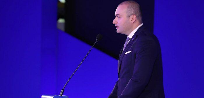 """პრემიერი: მედიაპლურალიზმი """"ქართული ოცნების"""" ხელისუფლების უდიდესი მონაპოვარია, რომელსაც თითოეული ჩვენგანი განსაკუთრებით უფრთხილდება"""