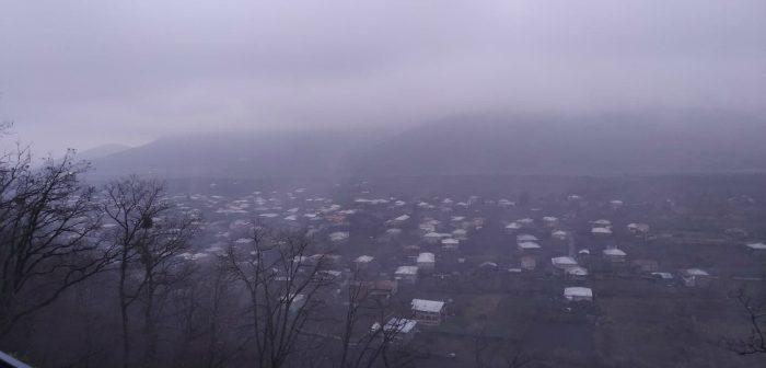 საქართველოში მოსალოდნელია ნისლი და წვიმა – უახლოესი დღეების ამინდის პროგნოზი