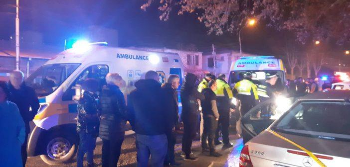 გაბრიელ სალოსის გამზირზე ავარია მოხდა, გარდაცვლილია ბავშვი