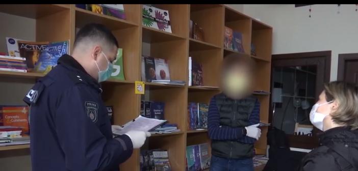 პოლიციამ საგანგებო მდგომარეობის რეჟიმის დარღვევის 491 ფაქტი გამოავლინა (ვიდეო)